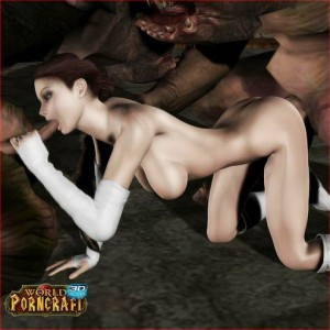Amazing 3d sex Warcraft