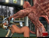 Fleshy horny monster 3d cgi porn - Insane3D