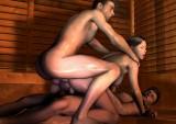 GroupSex 3D scenes - GroupSex 3D