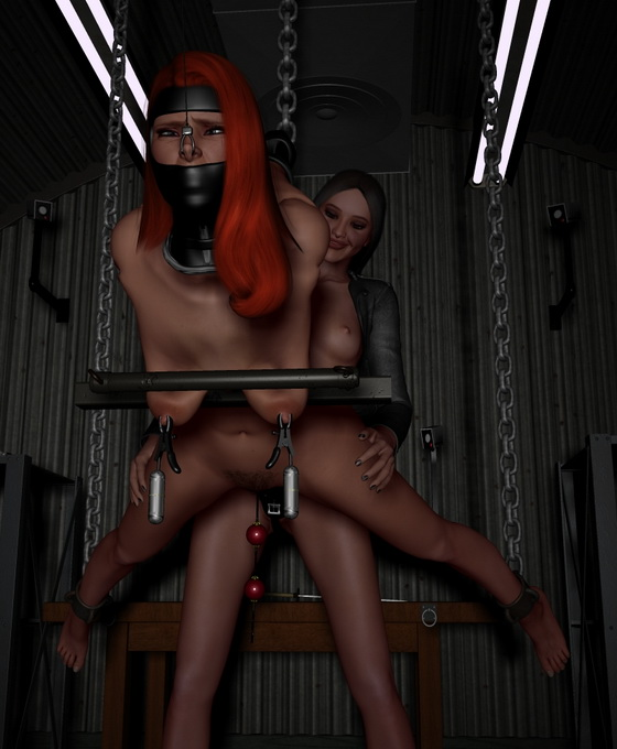 Bondage 3D party