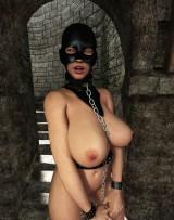 3d cgi Pleasures - 3D CGI Porn Bondage 3D