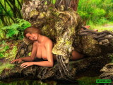Forest man fucking story - 3D CGI Porn Xeno 3DX