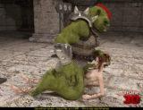 Sex with female elf - Insane3D