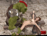 Sex with female elf - Insane3D