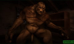 Sex with an ugly troll